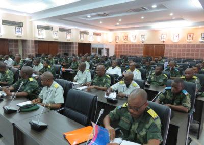 Programme d'appui à la réforme du secteur de la sécurité (PROGRESS)-volet défense