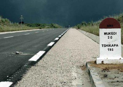 Réhabilitation de la route nationale n°1 entre Batshamba et Tshikapa et études nécessaires pour la réhabilitation de l'axe Goma–Walikale-Lubutu-Kisangan