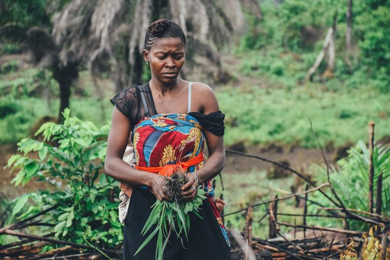 Programme de lutte contre les violences basées sur le genre (VBG) en RDC